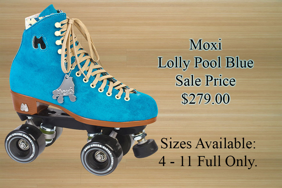 Lolly Pool Blue