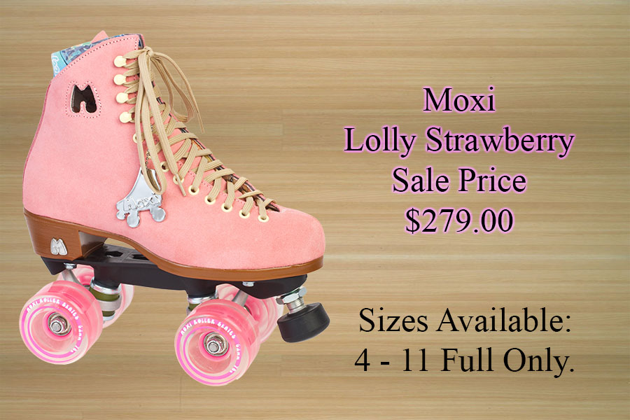 Lolly Strawberry